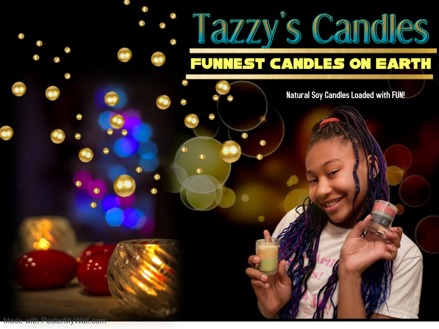 Tazzy Candles